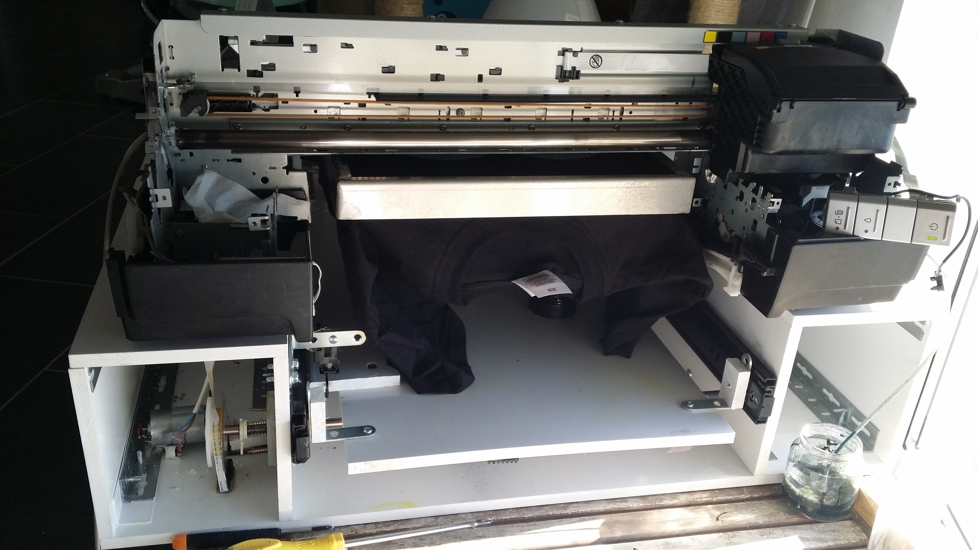 Diy dtg epson r3000 diy projects for Epson t shirt printer